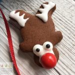 Chocolate Rudolf Cookies