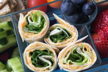 delicious and healthy 10 Wrap Filling Ideas for School Lunches. Fantastic school lunch ideas