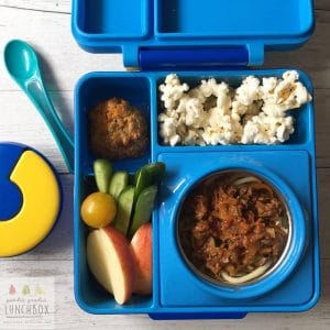 how to include vegetables in the lunchbox - leftovers