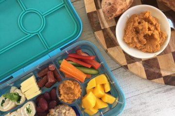 How to include vegetables in the lunchbox