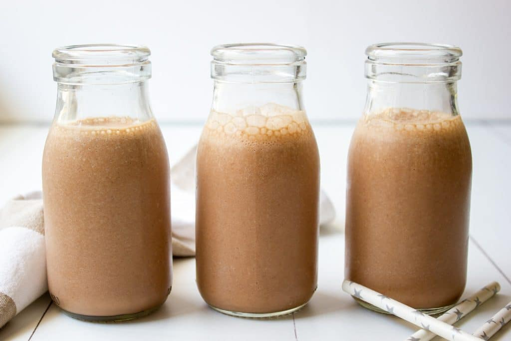 dairy free chocolate smoothie