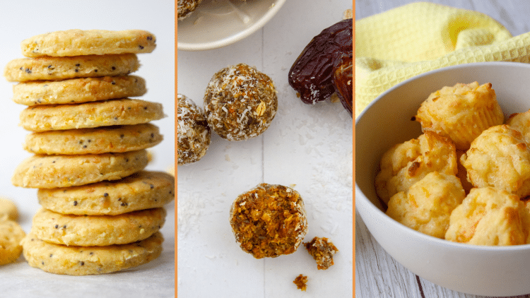 easy baking recipes with carrots