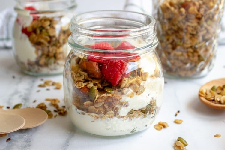 Gingerbread Muesli