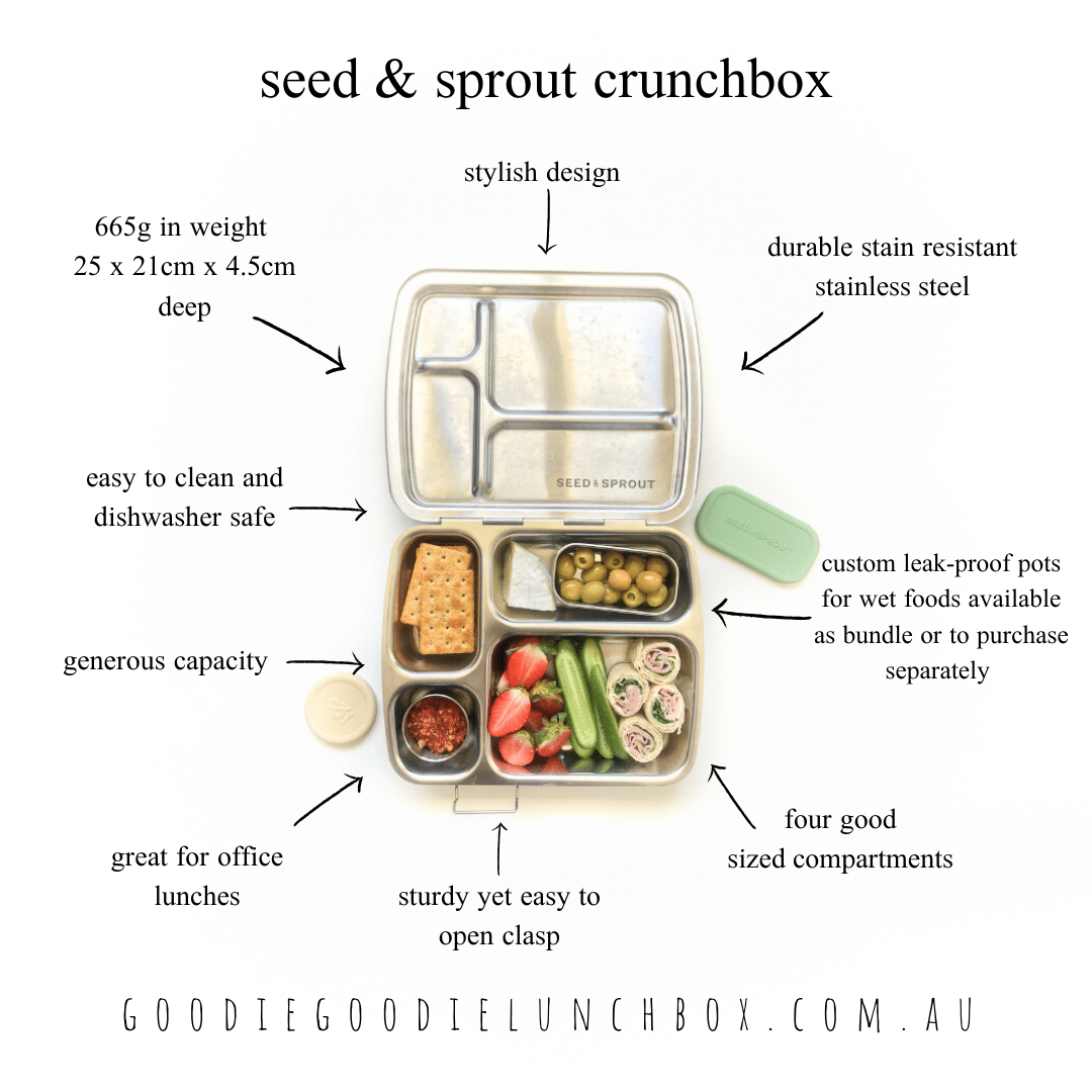 seed and sprout infographic