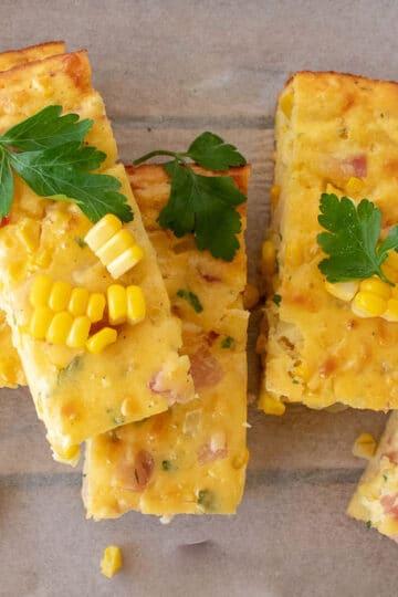 corn slice